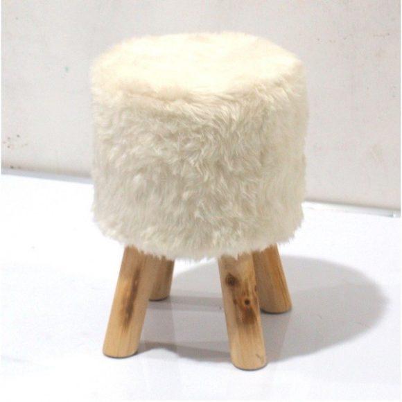 Alaska puff fehér