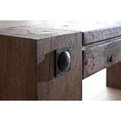 Lisbeth Tölgyfa Étkezőasztal 180 cm / Antikolt