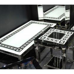 Victoria Dohányzóasztal 70 x 130 cm / Fehér