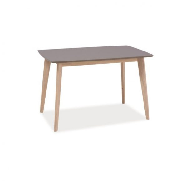 Cooper Étkezőasztal 120 cm Trüffel