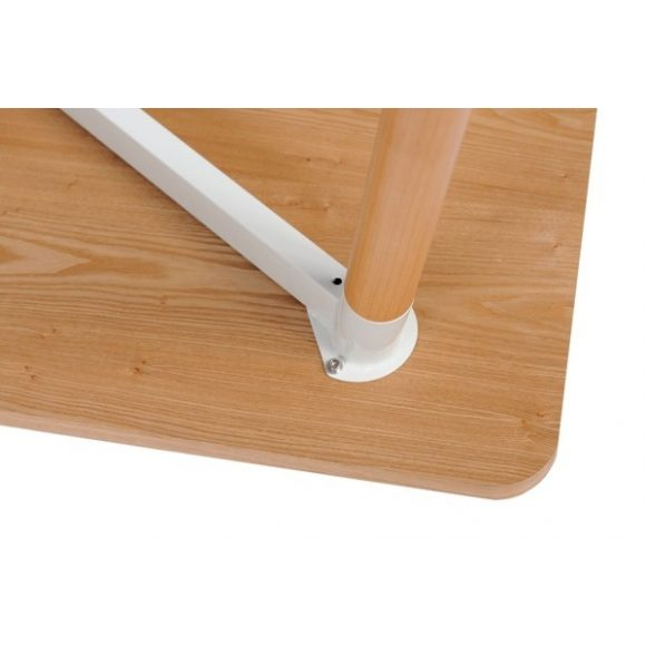 Corina Asztal 80 cm x 120 cm Natúr