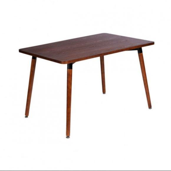 Corina Asztal 160 cm Dió