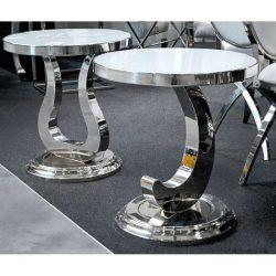 Deon Lerakóasztal 50 cm / Fehér