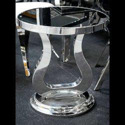 Deon Lerakóasztal 50 cm / Fekete