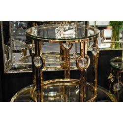 Ricky Dohányzóasztal 60 cm / Arany