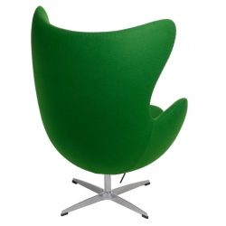 Ebby 20 Tojás Fotel Kasmír / Zöld