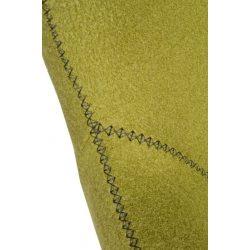 Ebby 2720 Tojás Fotel Szövet / Olíva Zöld / Díszvarrás