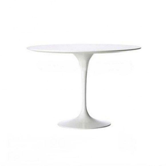 Fabian Étkezőasztal 120 cm / Fehér