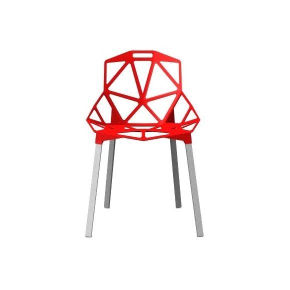 Giada Étkezőszék / Piros