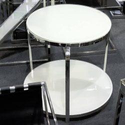 Terence Lerakóasztal 52 - 62 x 58 cm / Fehér