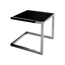 Rachel Lerakóasztal 45 cm / Fekete