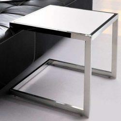 Rachel Lerakóasztal 45 cm / Fehér