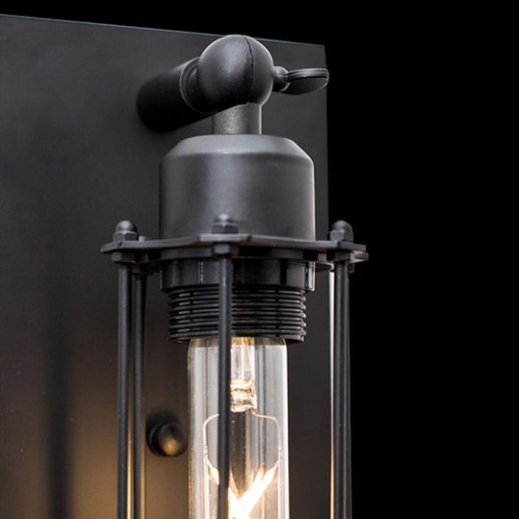 Amsterdam Loft No.1. fali lámpa