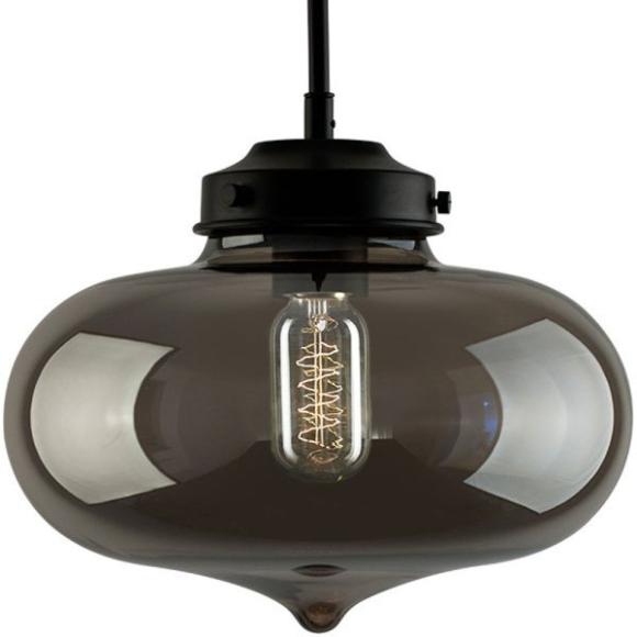 London Loft No.1 Co.3 S mennyezeti lámpa füstös