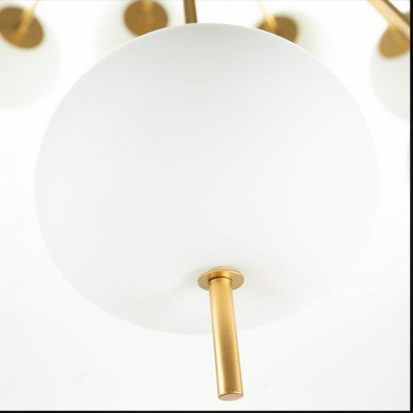 Apple 10 mennyezeti lámpa arany