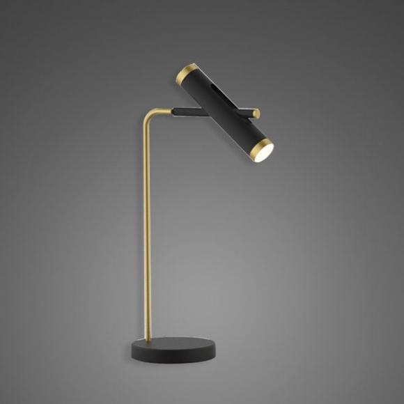 Lunette No. 1 T asztali lámpa fekete