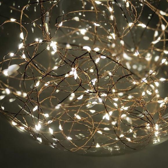 Glamour C 30cm mennyezeti lámpa