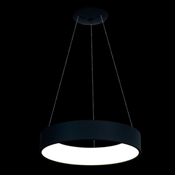 SMD Vogue No 3 mennyezeti lámpa fekete