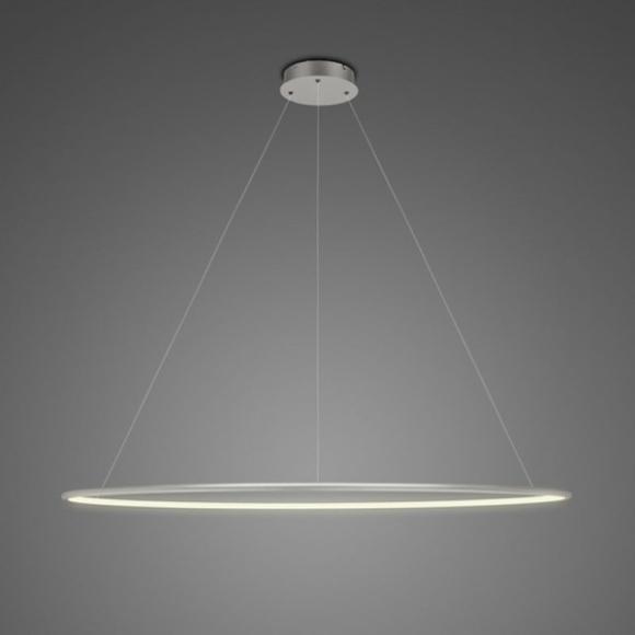Ring LA 73 P mennyezeti lámpa ezüst 120 cm