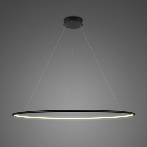 Ring LA 73 P mennyezeti lámpa fekete 120 cm