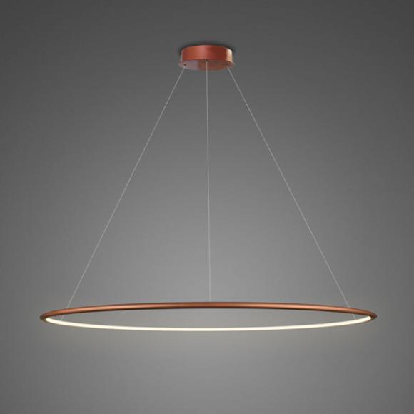Ring LA 73 P mennyezeti lámpa réz 120 cm