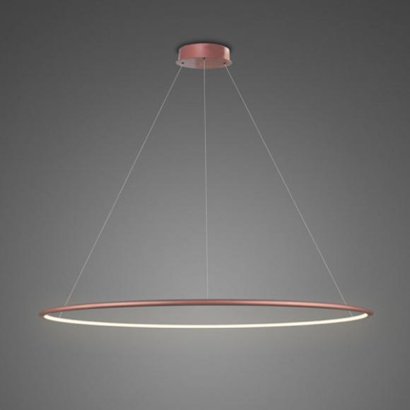 Ring LA 73 P mennyezeti lámpa rosegold 120 cm
