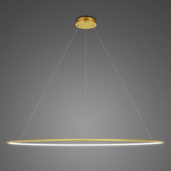 Ring LA 73 P mennyezeti lámpa arany 180 cm