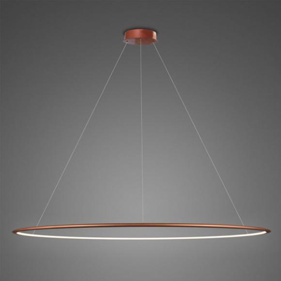 Ring LA 73 P mennyezeti lámpa réz 180 cm