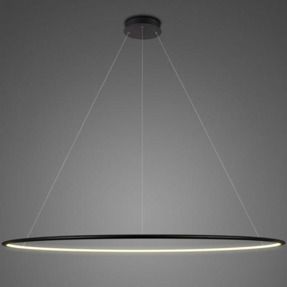 Ring LA 73 P mennyezeti lámpa fekete 230 cm