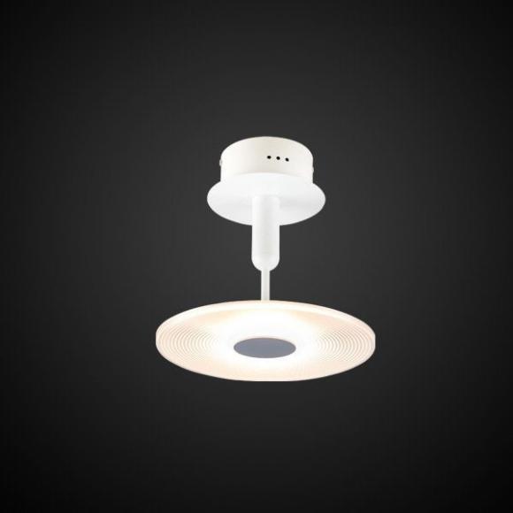 Vinyl CE mennyezeti lámpa fehér