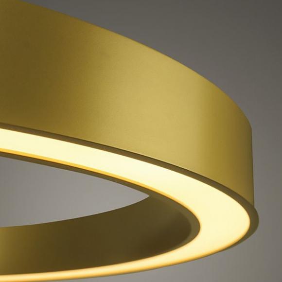 Billions No4 mennyezeti lámpa 100 cm arany