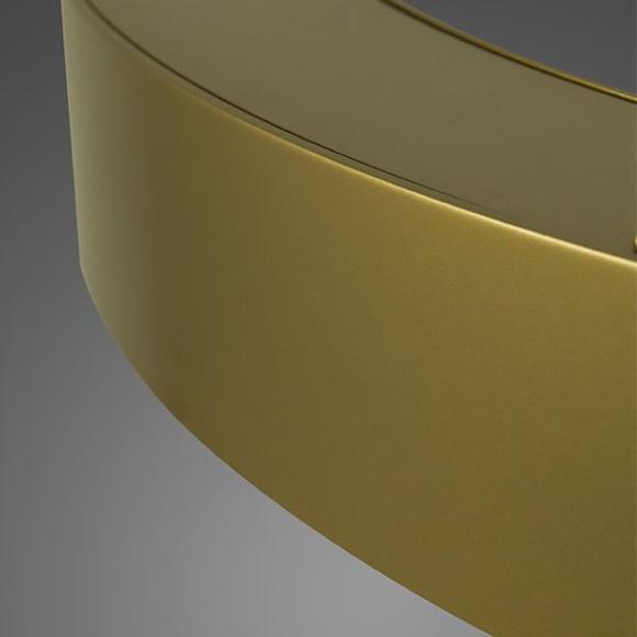 Billions No4 mennyezeti lámpa 80 cm arany