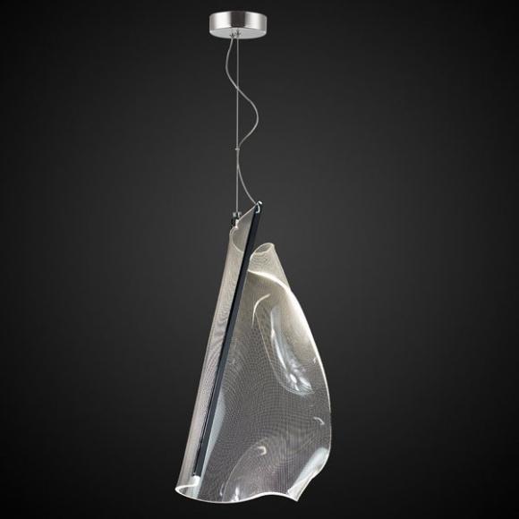 Cortina No1 mennyezeti lámpa króm