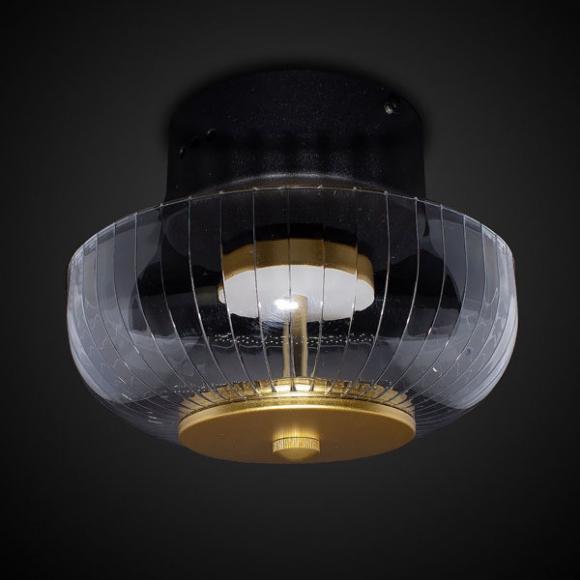 Vitrum CW mennyezeti lámpa arany