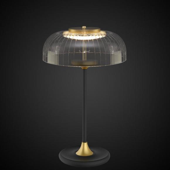 Vitrum T asztali lámpa arany
