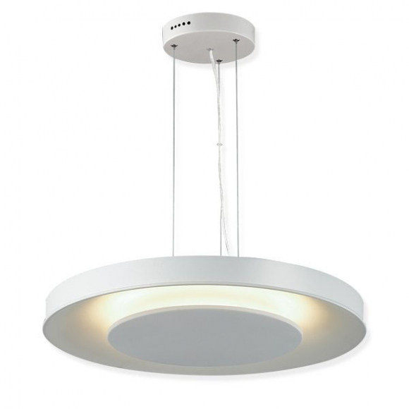 Futuro No 1 mennyezeti lámpa fehér