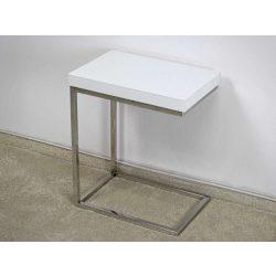 Lincoln Oldalasztal 47 x 31 cm / Fehér