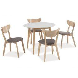 Lana Kerek Asztal 90 cm
