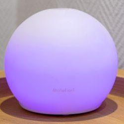 Millefiori Sphere Egg diffúzor / Nero