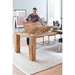 Nadja Tölgyfa Bővíthető Étkezőasztal 140 - 220 cm