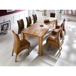 Philipp Tölgyfa Bővíthető Étkezőasztal 140 cm - 220 cm