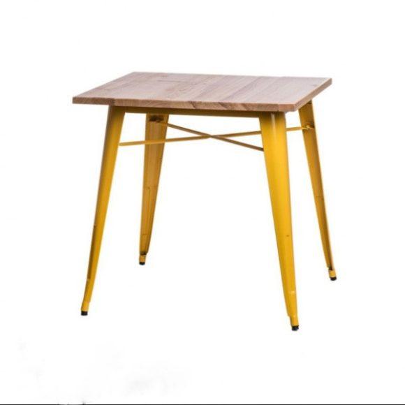 Parker Wood Asztal Citromsárga - Kőris
