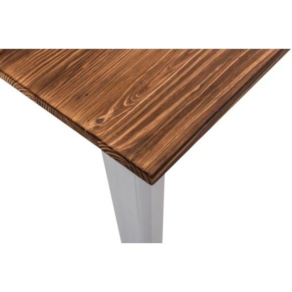 Parker Wood Asztal Fehér - Fenyő