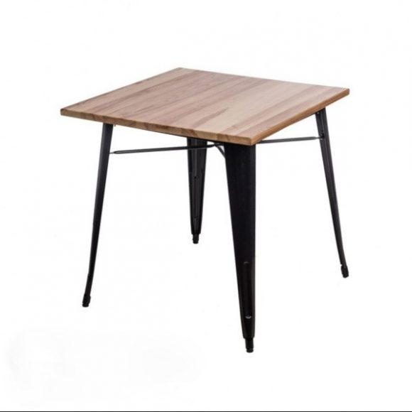 Parker Wood Asztal Fekete - Kőris