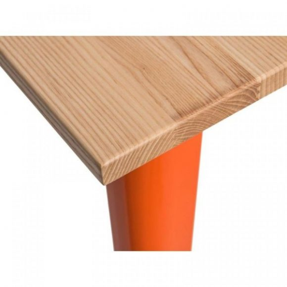Parker Wood Asztal Narancssárga - Kőris