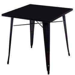 Parker Asztal Fekete