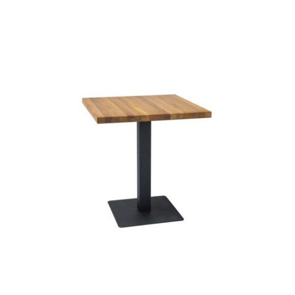Polly Tölgyfa Étkezőasztal 80 cm