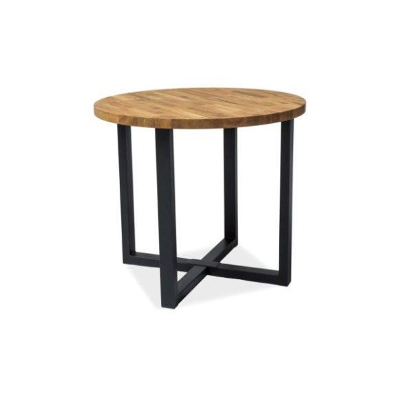 Ralf Tölgyfa Étkezőasztal 90 cm