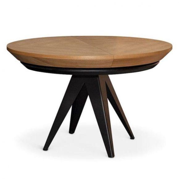 SANTINO bővíthető étkezőasztal 120-220cm Tölgy