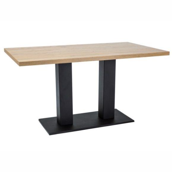 Sherlock Tölgyfa Étkezőasztal 120 cm